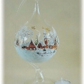 Vánoční lampa